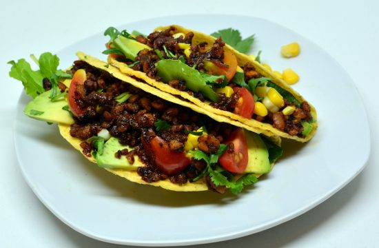 Henry's Tempeh Tacos