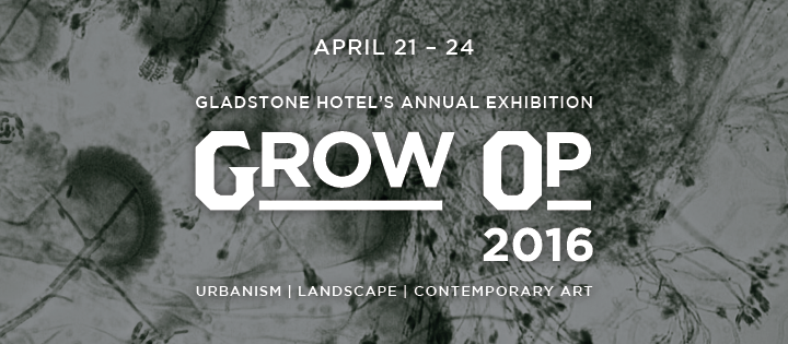 GROW OP 2016 Alternative Food & Drink Show