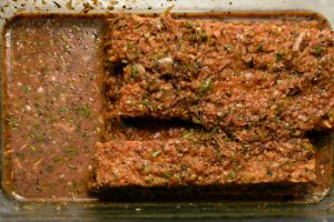 Henry's Jerk Tempeh Recipe - great for a sandwich, wrap or on beans and rice!