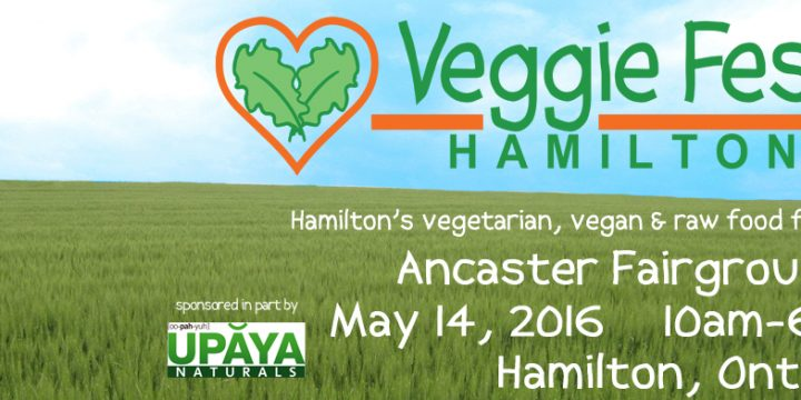 Veggie Fest Hamilton May 14th!