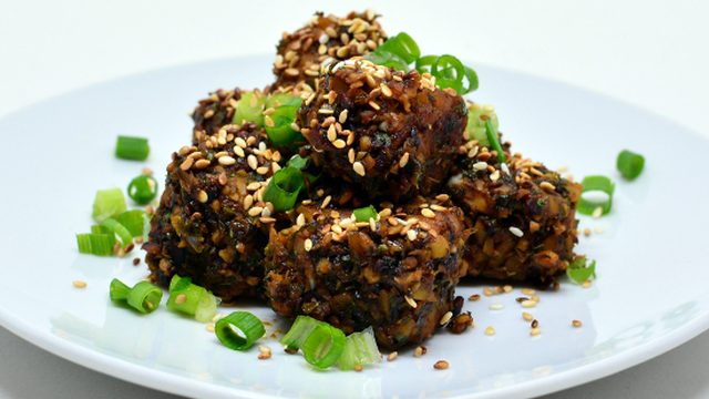 Henry's Spicy Asian Tempeh