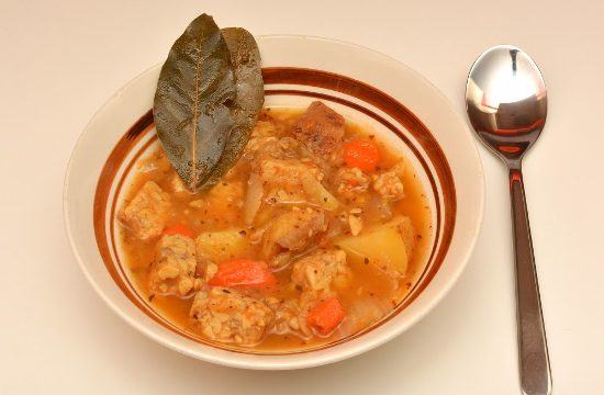 Henry's Tempeh Stew