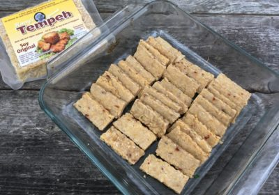 Cécile's Mustard Tempeh